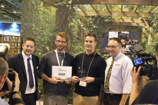 Glee New Products 2015 - GTN 20 - Innovation winners - Backsaver Barrows.JPG